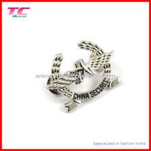 Kundenspezifische Metall-Politik-Flügel-Pin-Abzeichen