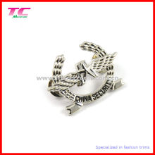 Personalizado Metal Polit Wings Pin Badge