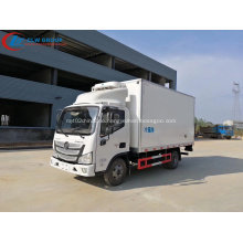 Brand New FOTON 4.2m Refrigerator Van Truck Sale