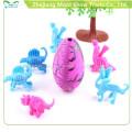 60ШТ малый размер воды растет игрушки яйца динозавров яйца
