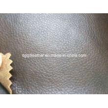 Good Aging Resistant Furniture Bonded PU Leather (QDL-FB021)