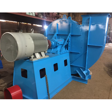 Ventiladores e sopradores centrífugos para máquinas de usina