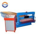 New Style Colored Steel Botou Wall Panel Production Line
