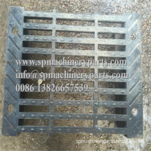 EN124 consumer-tested landscape designs decorative Ductile iron Cast Channel Grate make in china