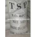 Fertilizante de Fosfato Granular Tsp (Superfosfato Triplo) (P2O5 46%)