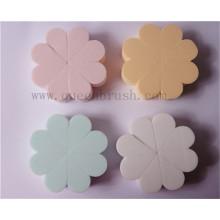 Esponja cosmética más vendida de la forma de la flor
