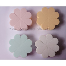 Best Selling flor forma cosméticos maquiagem esponja