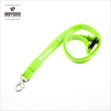 Tubular Polyester Lanyard with Safety Breakaway Lanyards