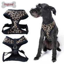 Leopard Pet Control Harness für Hund & Katze Soft Mesh Walk Collar Sicherheitsgurt Weste