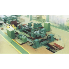 steel sheet coil cut to length line in metal cutting machinery