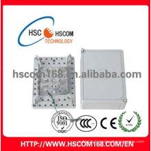 Boîtes de distribution en plastique de boîte de 50pair 100pair (type UK)