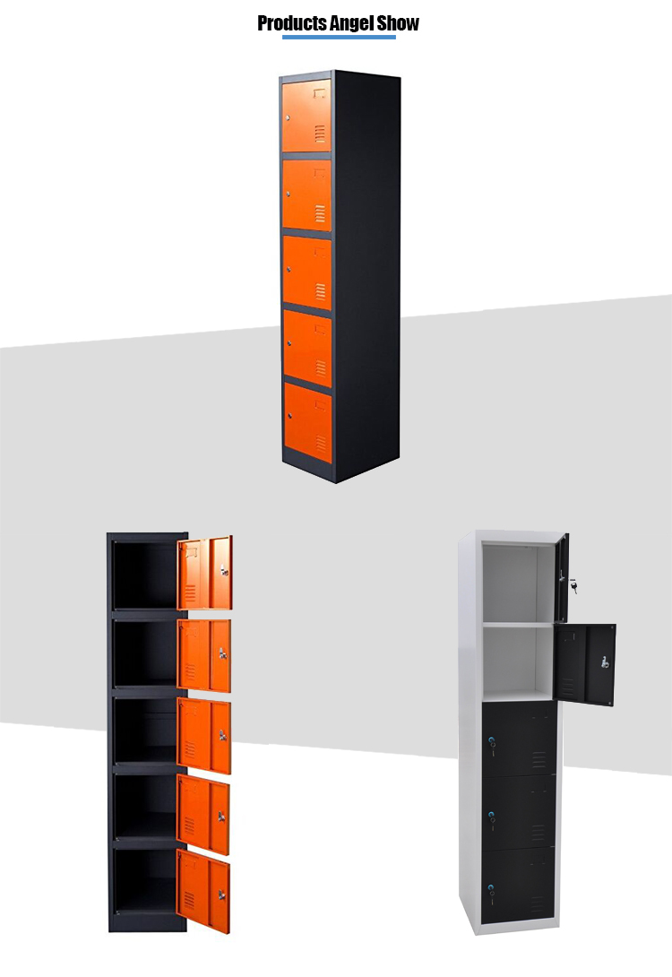 Steel 5 Tier Locker
