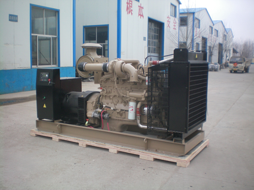 Cummins 240KW Generator Set