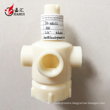 Nylon water distributor sprinkler head for cooling tower