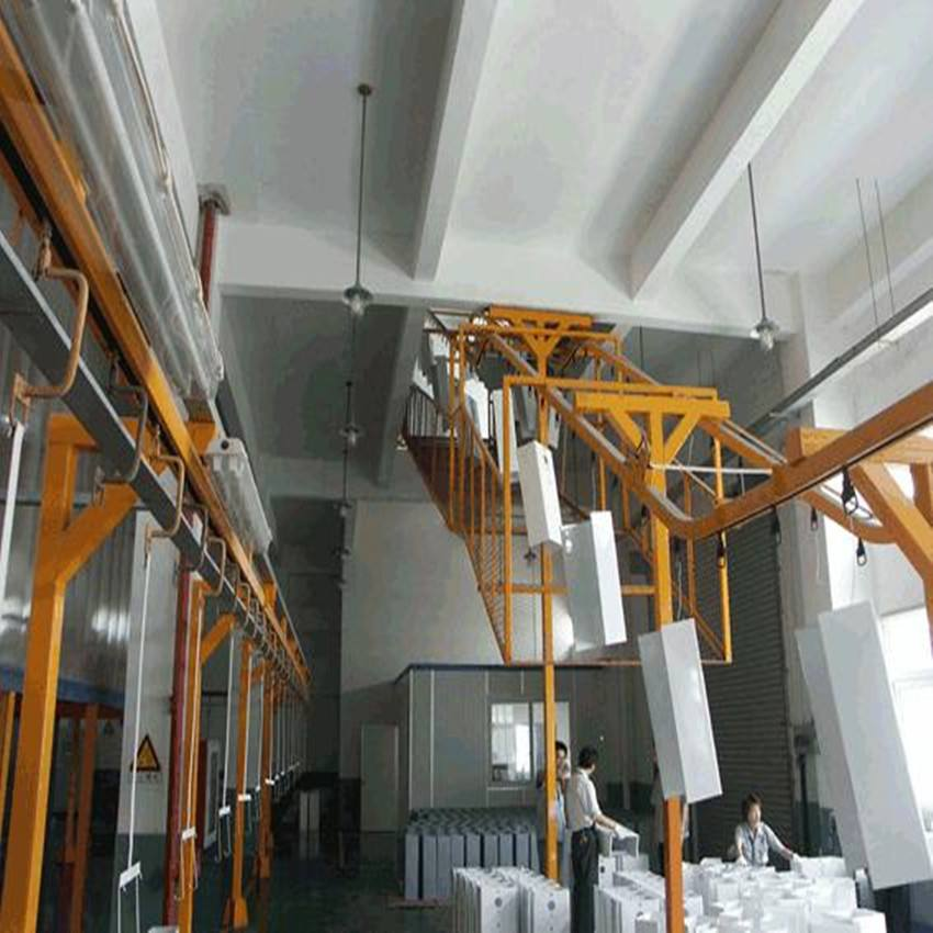 spray metal coating machine