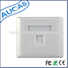 china factory best price hot sale UK faceplate /keystone faceplate / systimax facepate