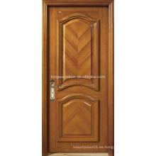 Puerta de madera maciza a la venta