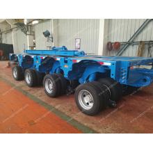 Self proeplled modular trailer,  SPMT trailer,  SPMT transporter