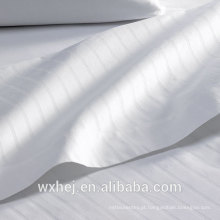 100% algodão 1 cm Stripe BedSheet Tecidos para Atacado