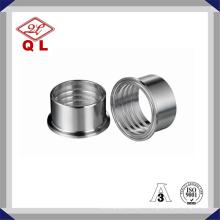 Ferrule à trèfle triangulaire en acier inoxydable 316 en acier inoxydable pour pétrole et gaz