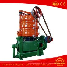Erdnuss-Ölmühle-Erdnussöl, das Maschine herstellt