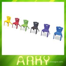 2016 Children Plastic Colours Chairs For Kindergarten