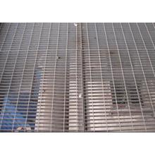 Venda quente Terrance Grating Aço na Fábrica