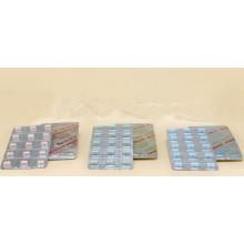 Alta qualidade 2mg, 4mg Glimepiride comprimidos