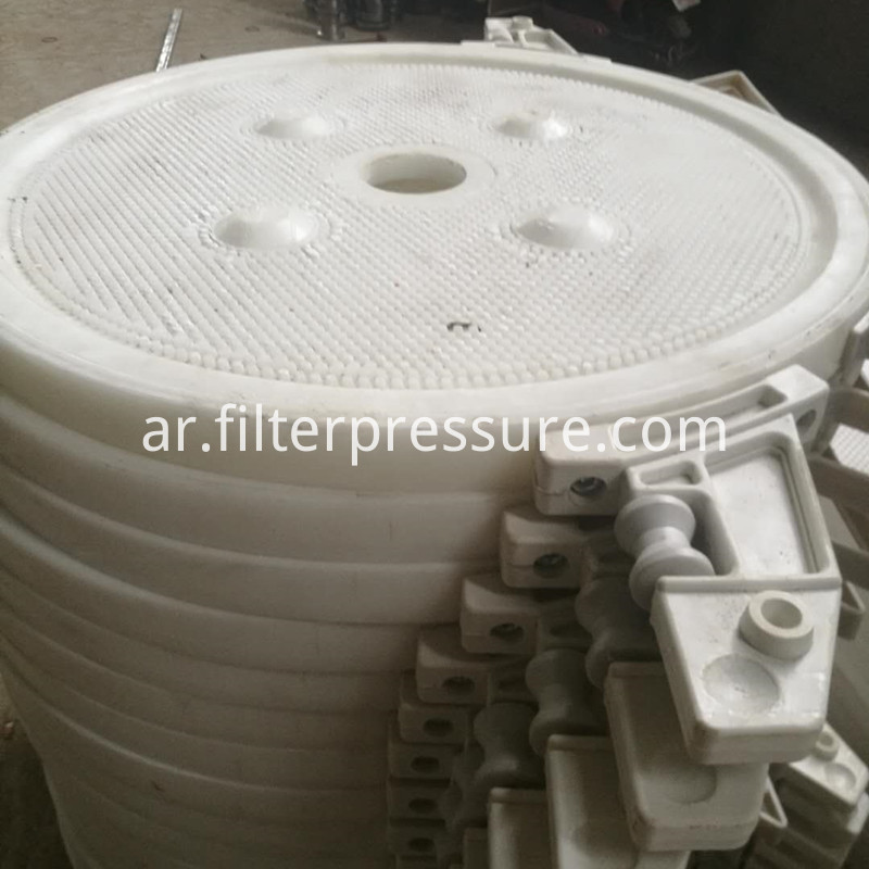 High Pressure Resistant Filter Plate