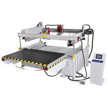 Tmp-120240 Impressora de tela de vidro semi-automática com 4 pilares