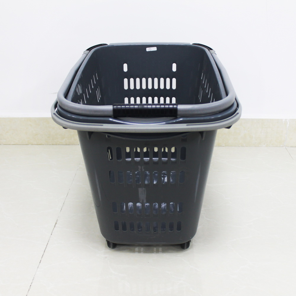 plastic shopping basket 2