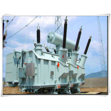 220kv China Transformador de alimentação de distribuição fabricado para fonte de alimentação