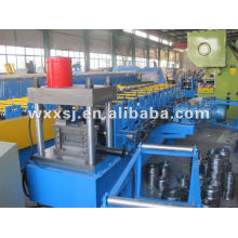 U shape purlin roll forming machine