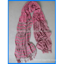 Men's new design cheap pashmina scarf
