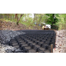 HDPE Plastic Geocell for Protecting River Bed