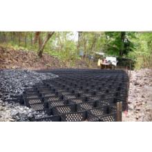 Geocell HDPE haute qualité pour mur de retenue Geoweb