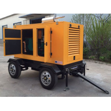 Weichai 60HZ 65KVA Mobile Generator Set for Sale