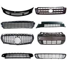 OEM ODM precision car grille molding metal mold maker plastic injection moulding for BMW
