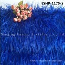 Long Hair Curly Artificial Mogolian Fur Eshp-1175-4