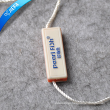 with Plastic Tag Seal in Garment Tags in High Quality