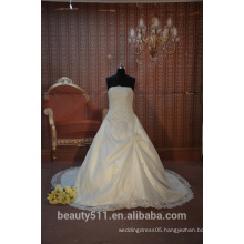 IN STOCK Off The Shoulder wedding dress sleeveless BALL bridal dresses SW42