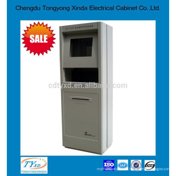 Sichuan high quality oem sheet metal manufacture custom kiosk enclosure service