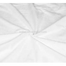Großhandel weiche Baumwolle Terry Handtuch laminiert Stoff zur Herstellung von wasserdichten Matratzenschoner