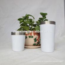 xícaras de café italiana de alta qualidade de impressão de logotipo personalizado
