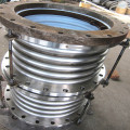 PTFE Lined Compensator with Flange