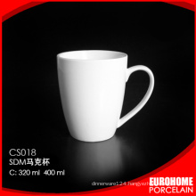 wholesale different porcelain dinnerware sublimation mug