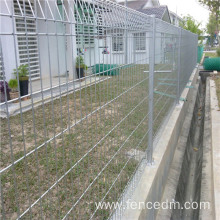 Galvanized Welded BRC Fence