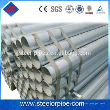 Produto de venda quente da inovação 2016 tubulação de aço galvanizada 50mm