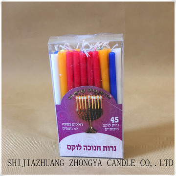High+quality+Chanukah+candles+with+lead-free+wicks