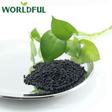 Factory wholesale NPK compound fertilizer 13-1-2, black amino acid granular